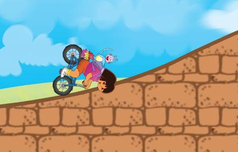 Dora Bike: Gaming Revolution On Ng