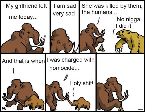 Mammoth Comic