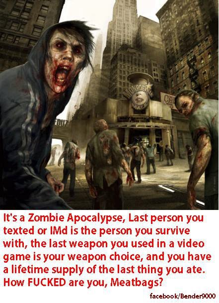 Oh boy, another zombies thread!