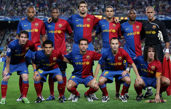 What is your favorite soccer team?