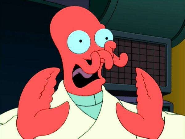 Who is your favorite Futurama --