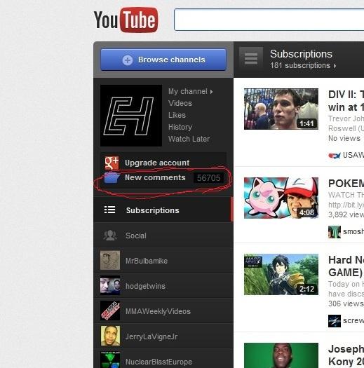 I am now a Youtube Celeb!