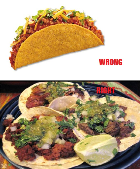 This is not a taco