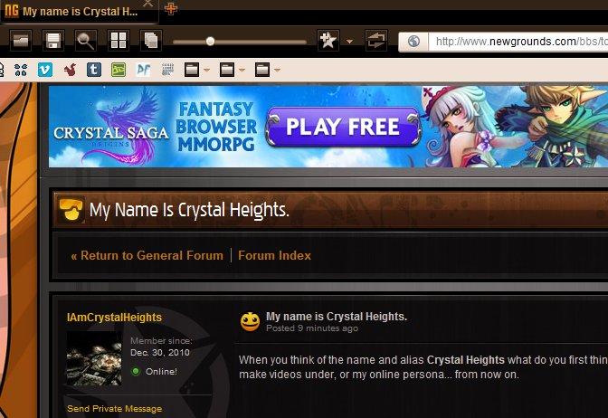 My name is Crystal Heights.