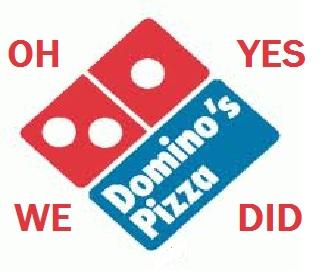 I Deliver for Pizza Hut.