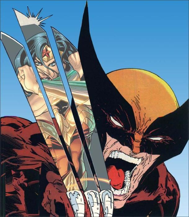 Wolverine vs. Wonder Woman