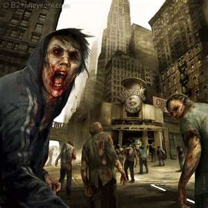 Zombies (Not about bath salts)