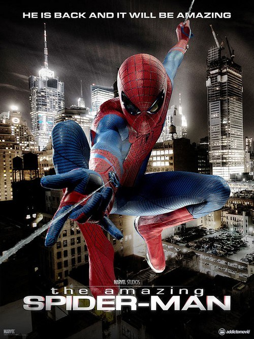 Amazing Spiderman Movie = Awesome