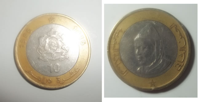Where the hell is this coin from?