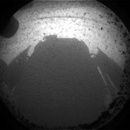 The Mars landing