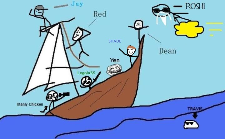 1st Annual Ng Hoeboating Expedition