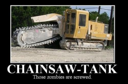 Do you have a zombie plan?
