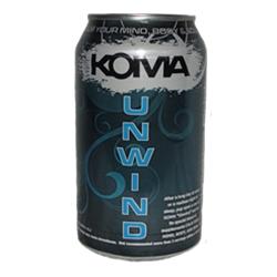 Koma Unwind Reverse energy drink