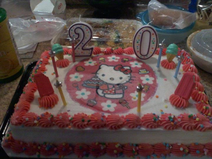 Favorite Birthday Cake - Favorite birthday cake