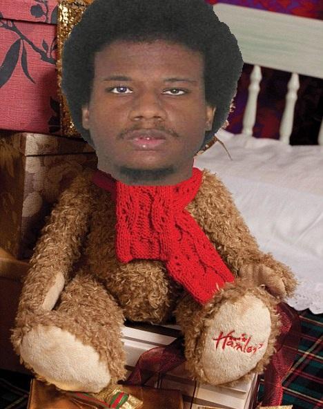 Man fucks teddy bear gets arrested