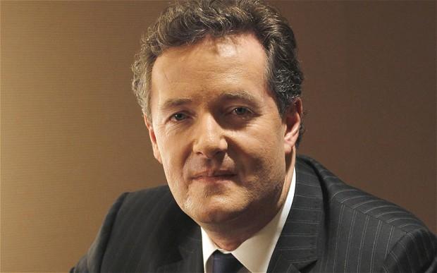 Ask Piers Morgan