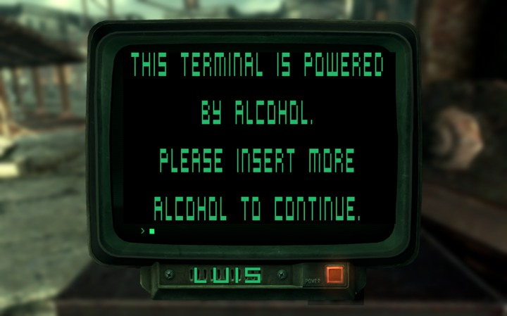 Is Luis terminal?