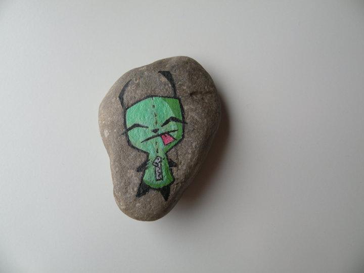 Who else thinks Invader Zim rocks?