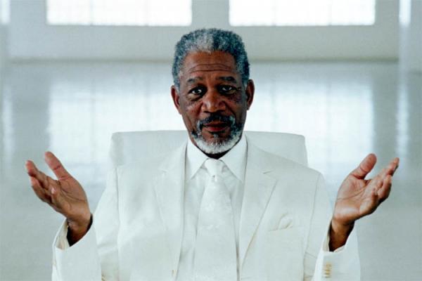 Favorite Morgan Freeman movie?