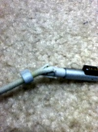 Laptop Charger Cord Ripped :(
