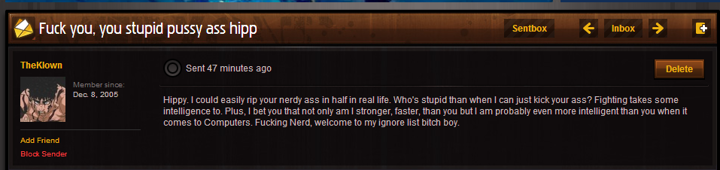 So, I just got this in my PM box
