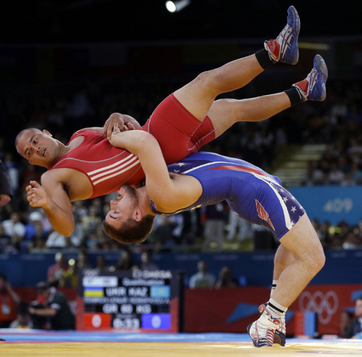 Olympics to cut Wrestling in 2020.