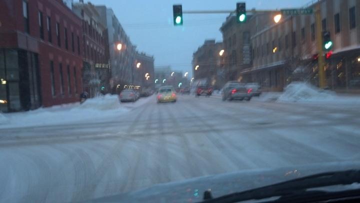 Tony' Midwest Blizzard thread!!