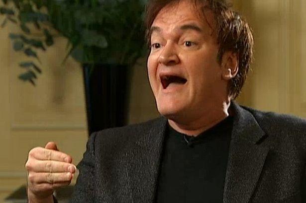 Quentin Tarantino: Extreme Douche