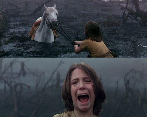 saddest scenes in a film?