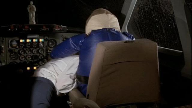 Oh no! Plane crash!