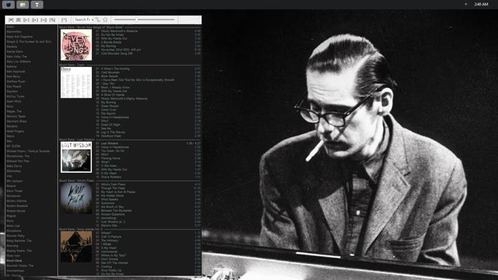 Show NG your desktop!