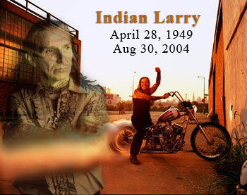 Indian Larry's Death Video