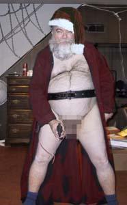 Santa is a pedophile
