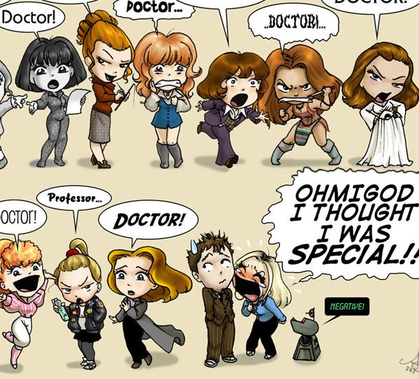 Doctor Who Crew