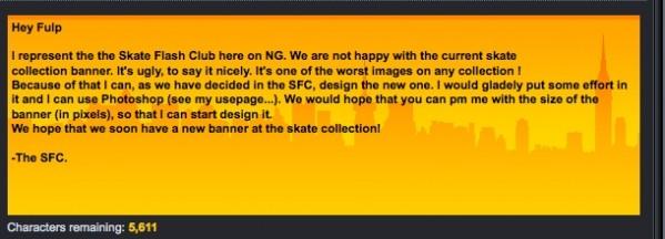 -Skate Flash Club-