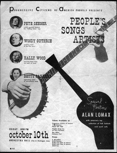 The Folk Music Club.