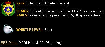 The Elite Guard Barracks