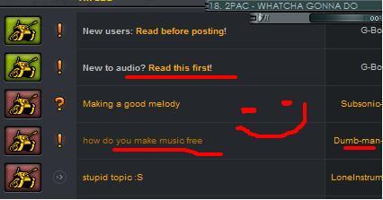 how do you make music free