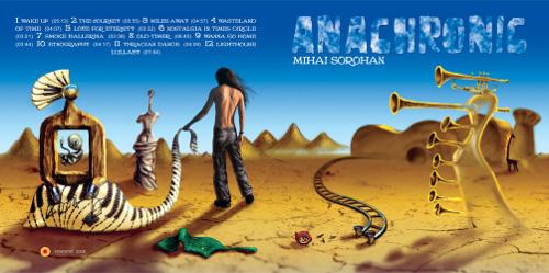 Sorohan Mihai New Album Out Now !!!