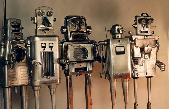 (Audio) Robot Day 2010 Contest