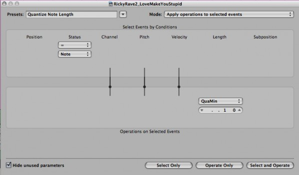 Your questions about Logic Pro!