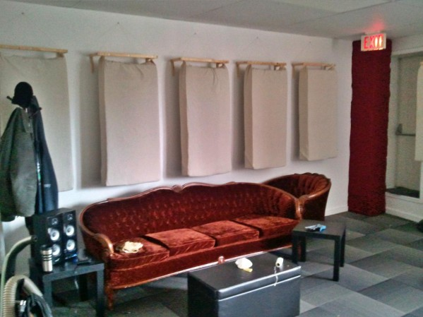Rig's Room Treatment Adventures