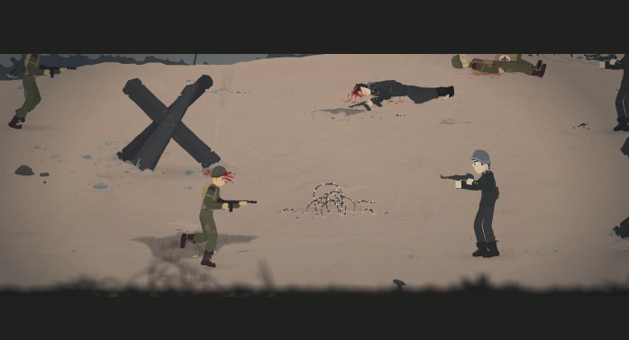 Music Needed - Intense Wwii Shooter