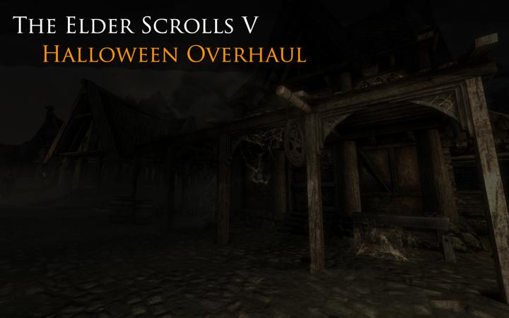 Skyrim Halloween Overhaul Music