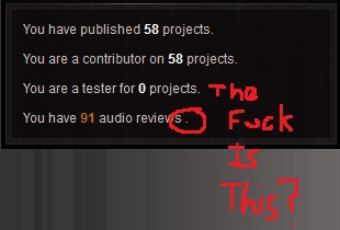 Report Audio Portal Bugs Here