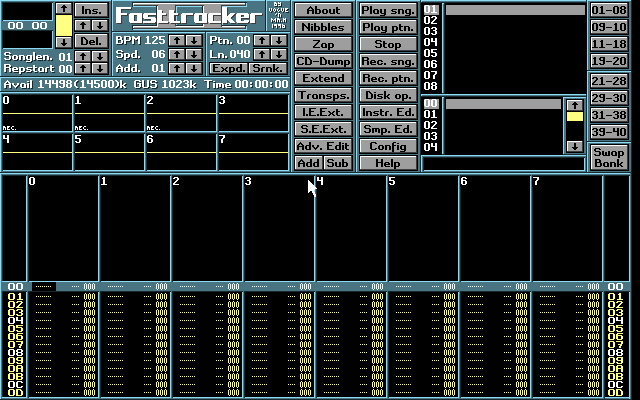 Any other tracker musicians?