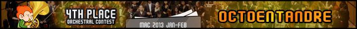 Mac13 - Jan/feb Orchestral Winners!