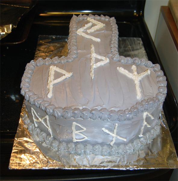 Happy Birthday Kor-Rune!