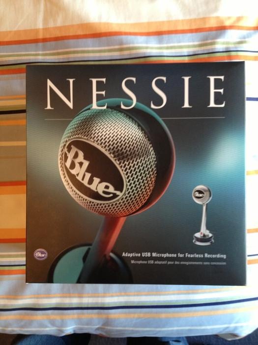 The Blue Nessie