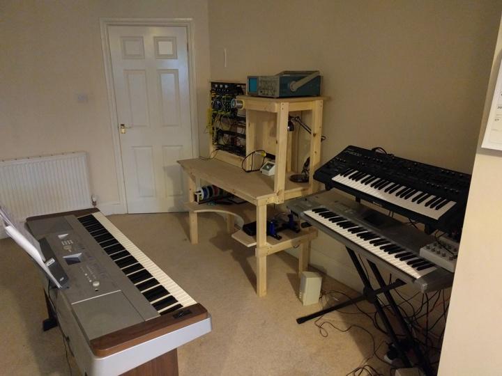 Post Pics of Your Studio Setup